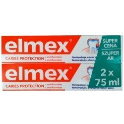 Elmex Caries Protection zubní pasta chránicí před zubním kazem 2 x 75 ml