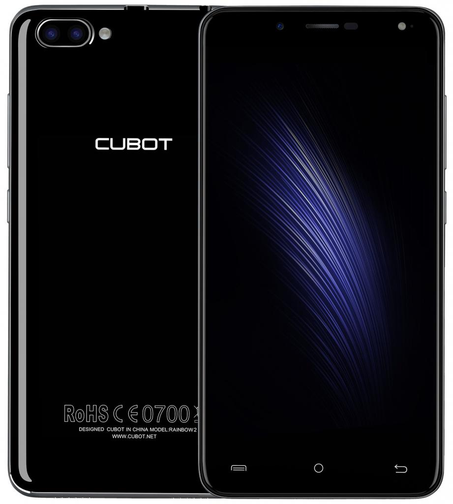 CUBOT Rainbow 2 16GB na Heureka.cz