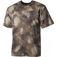 MFH maskáčové tričko vzor HDT camo 170g/m2