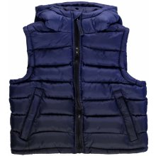 Gilet Lee Cooper Gradient Junior Boys Teal Black