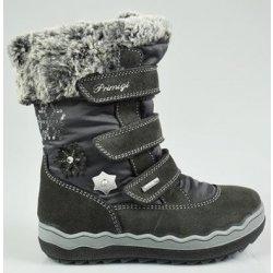 Dětská bota Primigi Dívčí zimní boty - šedé 75e67dcc7e