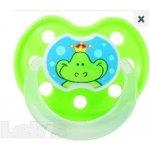 Baby-Nova dudlík latex s obrázke a kroužkem