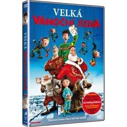 velká vánoční jízda DVD