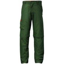 b323335f7f07 2117 of Sweden kalhoty KLOTEN odepínací nohavice pánské Army zelená
