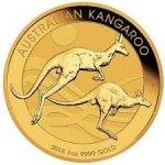 Kangaroo 2018 Australian 1 Oz