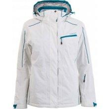 Tiffany dámská lyžařská bunda bílá