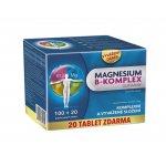 Glenmark Magnesium B-komplex 120 tablet