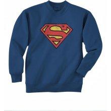CID Mikina Superman Vintage Logo