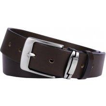 Penny Belts Pánský kožený opasek R1-1-60 černý