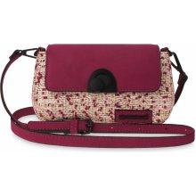 a8f6d3d13b Monnari jedinečná dámská kabelka s originálním zdobením růžová