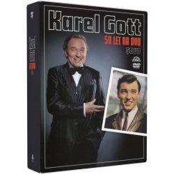 Karel Gott - 50 let naimport DVD