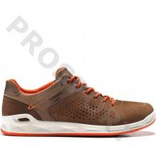 0272ea92b7b Lowa San Francisco GTX Lo braun orange