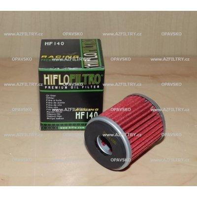 Hiflofiltro olejový filtr HF 140