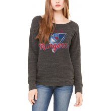 Dámská mikina NHL Let Loose by RNL Eighty Something Wide Neck New York  Rangers bd5caed1415