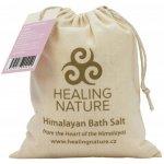 Healing Nature sůl koupelová jemná růžová 1 kg