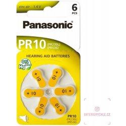 Tohle je absolutní vítěz srovnávacího testu - produkt Panasonic baterie do naslouchadel 6ks PR10(230)/6LB. Tady pořídíte Panasonic baterie do naslouchadel 6ks PR10(230)/6LB nejvýhodněji!