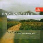 Rampal Jean Pierre a další - Benda / Stamitz : Koncerty pro flétnu a orchestr CD