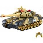 Teddies RC Tank Béžový 40MHz