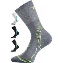 VoXX Sportovní ponožky INDY s merino vlnou tmavě šedá 30b11caa7b