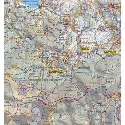 Mapa Sudety Zachodnie 1 75 T Od 129 Kc Heureka Cz