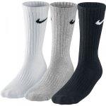 Nike ponožky Value Cotton 3pak SX4508-965