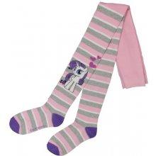 E plus M dívčí punčocháče My little pony - růžové