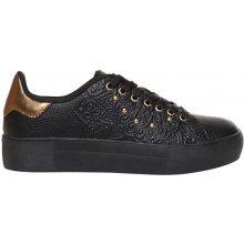 Desigual Dámské tenisky Shoes Star Winter Valkiria Negro 18WSKP17 2000 5c4fd75515