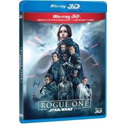 Rogue One: Star Wars Story 2D+3D BD