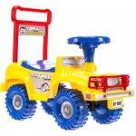 Yupee auto Jeep žluté