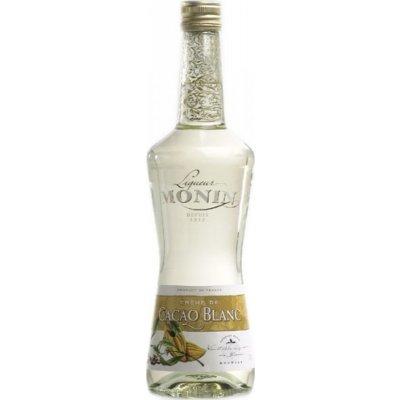 MONIN Liqueur Cacao Blanc 0,7 l