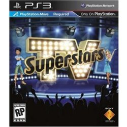 Hra a film PlayStation 3 TV SuperStars