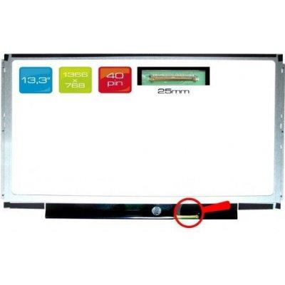 """LCD displej display Lenovo IdeaPad U310 4375-BGU 13.3"""" WXGA HD 1366x768 LED lesklý povrch"""