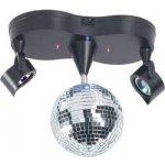 Renkforce LED disko koule s reflektory