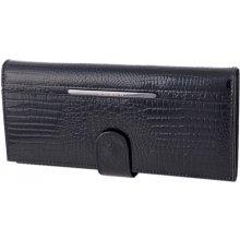 419 Kč Peněženky-ahal. Loren Dámská velká kožená peněženka černá JP 515 RS  BLACK PC 6760072988