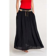 Shophyl dámská sukně Sundown maxi černá