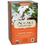 Numi čaj bio Zelený s jasmínem 18 sáčků