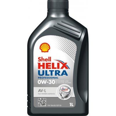 Shell Helix Ultra Professional AV-L 0W-30 1 l