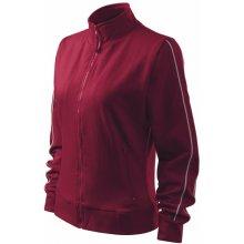 Dámská mikina fleece marlboro červená 379e936b5e2