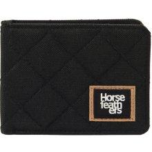 Horsefeathers Peněženka Deacon Black