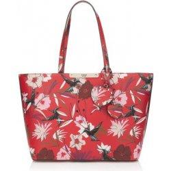 Guess Britta floral červená od 3 493 Kč - Heureka.cz b05041bd36d