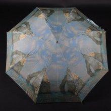 Barevný skládací deštník Abbie