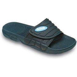 Scholl NAUTILUS tmavě modré zdravotní pantofle 0a0ad52d59