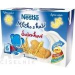 Nestlé Mlíčko s kaší Sušenkové od ukonč. 6. měsíce, 2x200 ml 400 ml