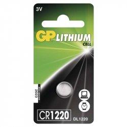 Baterie GP CR1220 1ks
