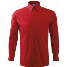 pánská Shirt Long Sleeve Červená Adler A209