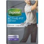 Depend Active-Fit M pro muže 8 ks