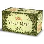 Grešík Čaje 4 světadílů čaje nečaje Yerba Maté 20 nálevových sáčků