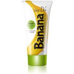 Tiande Peeling s minerální solí na ruce a nohy Banán 120 g