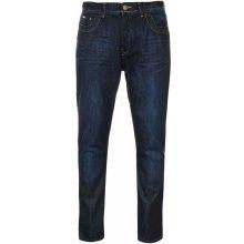 Lee Cooper Prem Jeans Mens Dark Wash