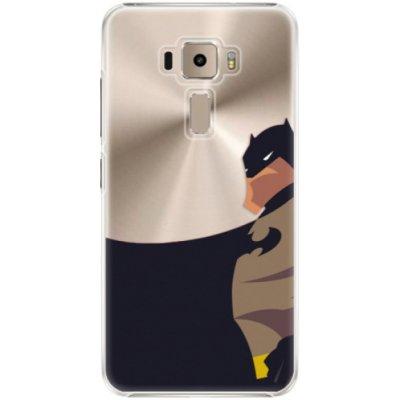 Pouzdro iSaprio BaT Comics - Asus ZenFone 3 ZE520KL